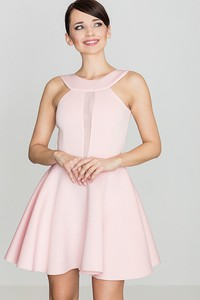 Różowa sukienka sukienki.pl