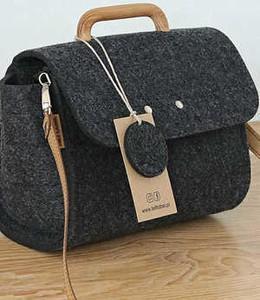 503db7d85eca7 torebki z filcu szczecin - stylowo i modnie z Allani