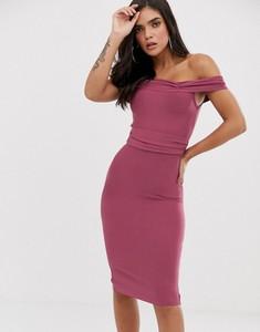 Sukienka The Girlcode bandażowa midi