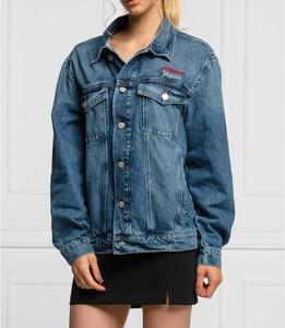 Tommy Jeans Kurtka jeansowa | Oversize fit