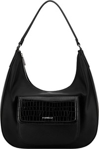 0fe478f18bee8 Czarna torebka Fiorelli w stylu casual