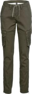 Zielone spodnie bonprix RAINBOW