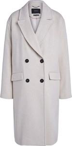 Płaszcz Set z wełny w stylu casual