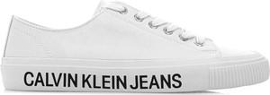 Trampki Calvin Klein sznurowane