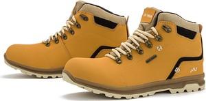 Buty zimowe MT TREK sznurowane