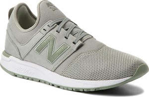 Sneakersy new balance - wrl247wo zielony