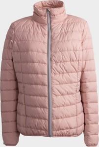 Różowa kurtka Outhorn w stylu casual krótka