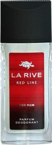 La Rive, Men Red Line, dezodorant w atomizerze, 80 ml