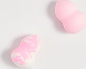 Sinsay - Gąbki do makijażu - Różowy