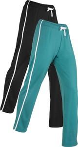Spodnie sportowe bonprix bpc bonprix collection z dresówki
