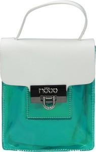 Zielona torebka NOBO w młodzieżowym stylu