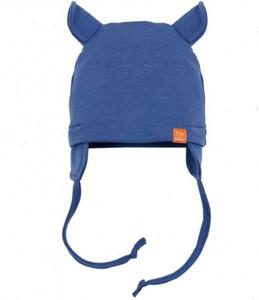 Niebieska czapka Benni
