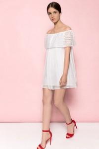 Sukienka MROVCA z bawełny