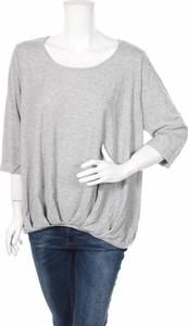 Bluzka Vero Moda z długim rękawem z okrągłym dekoltem