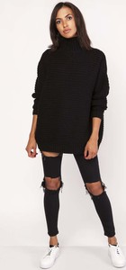 Czarny sweter Lanti