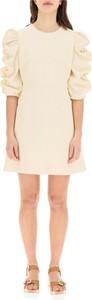 Sukienka SEE BY CHLOE z długim rękawem mini