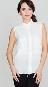 Bluzka LENITIF z tkaniny