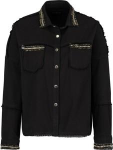 Koszula Guess Jeans z długim rękawem z kołnierzykiem