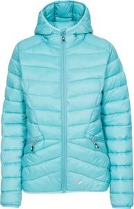 Niebieska kurtka Trespass krótka
