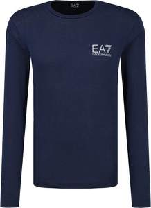 Koszulka z długim rękawem EA7 Emporio Armani