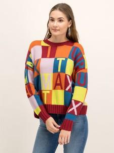 Sweter Max & Co. w stylu klasycznym