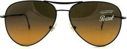 Czarne okulary damskie Persol