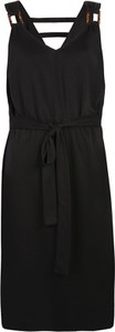 Czarna sukienka Top Secret mini bez rękawów