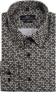 Koszula Giacomo Conti z długim rękawem z tkaniny