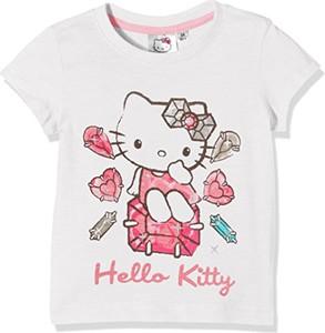 Różowa bluzka dziecięca hello kitty