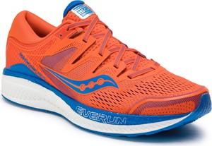 Buty sportowe Saucony w sportowym stylu