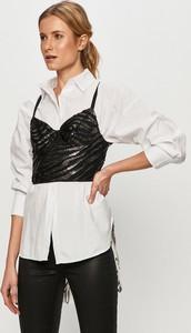Bluzka Undress Code z dekoltem w kształcie litery v z długim rękawem