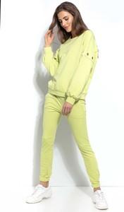 Spodnie sportowe Fobya z dresówki