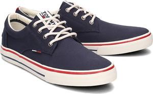 94efd80e65ea9 Tommy Hilfiger Jeans Sneaker - Trampki Męskie - EM0EM00001 006