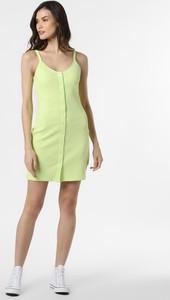 Sukienka Tommy Jeans na ramiączkach mini z dekoltem w kształcie litery v