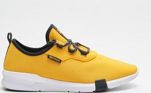 Cropp - Sneakersy - Żółty