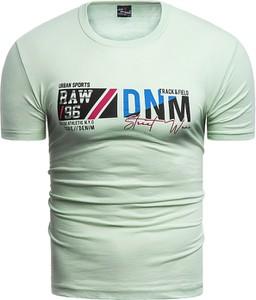T-shirt Risardi z krótkim rękawem
