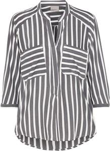Szara bluzka vero moda