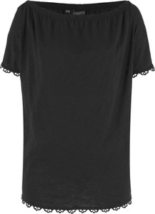 T-shirt bonprix bpc bonprix collection w stylu casual z okrągłym dekoltem