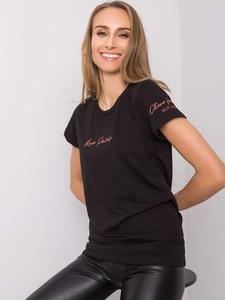 T-shirt Sheandher.pl z okrągłym dekoltem