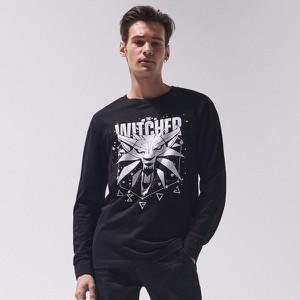 T-shirt Cropp w młodzieżowym stylu z nadrukiem