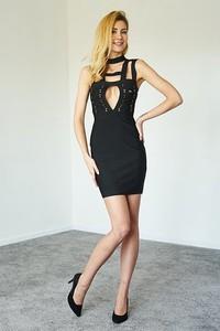 1259045cd7 Sukienki z dekoltem typu choker