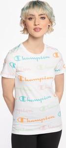 Bluzka Champion z okrągłym dekoltem z krótkim rękawem
