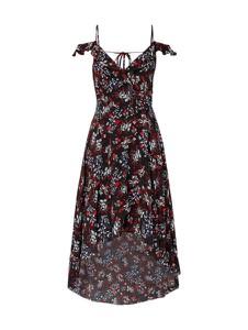 c917fb0d4fa92 Sukienka Guess midi z dekoltem w kształcie litery v