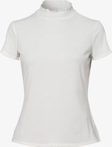 T-shirt comma, z golfem z dżerseju