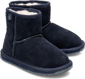 Buty dziecięce zimowe Emu Australia z wełny