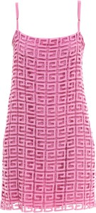 Różowa sukienka Givenchy