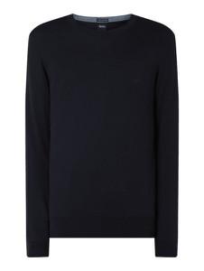 Sweter Boss z bawełny