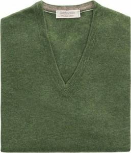 Sweter Gran Sasso w stylu casual z dżerseju