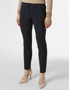 Granatowe spodnie Betty Barclay w stylu klasycznym