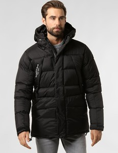 Czarna kurtka Schott N.y.c. w stylu casual